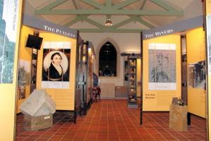 Allihies Copper Mining Museum Displays